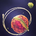 Sushi Med Mykonos Foto