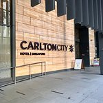 Foto de Carlton City Hotel Singapore