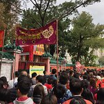 Wong Tai Sin Temple - CNY crowds
