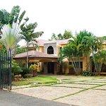 Casa Dorado Entrance