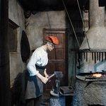 Las indústrias del hierro. La fragua y el hierro