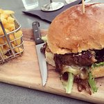 The best Wagyu beef burger
