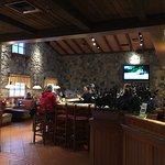 Inside Olive Garden