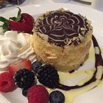 The one and only, original Boston Cream Pie.