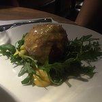 Saltimbocca scotch egg