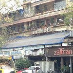 Hotel New Bengal with Zaffran restaurant besides it