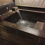 Hot spring tub!!!!!!!