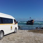 During the trip to Cape Agulhas