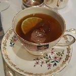 Tea infused Gin & Tonic.