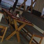 Schön gedeckter Tisch im Restaurant