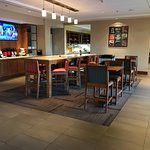 Hyatt place Chandler AZ. Breakfast area. Lobby area