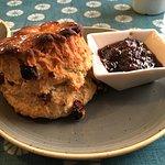 A Bothy scone