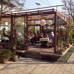 Garden Dinning Room / Cafe