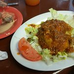 Crab Meat Mofongo