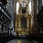 Kościół Bożego Ciała  ołtarz