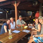 Dingy Dock Bar and Grill Oyster Pond SXM
