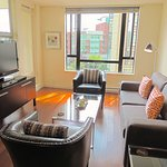 Urban Suite Victoria BC / 1 Bedroom & Den located in the heart of downtown Victoria