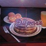 Du-par's Restaurant sign