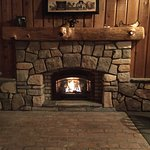 Warming Fire Place