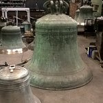 Large bell; over 500 years old.