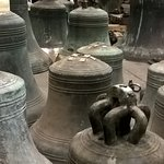 Lots of bells; some 100's of years old - they seem to last forever