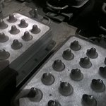 Mould for small bells