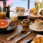 Votre petit déjeuner