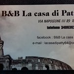 Photo of B&B la Casa di Patty