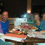Watermark Grille is a great place to share a meal with friends.
