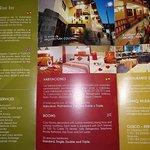 Descriptif de l'hôtel