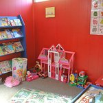 great play rooms for kids. They have a couple of these.