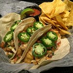 Famous fish tacos!