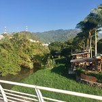 Looking from Boardwalk to Oscars Tequila Tour