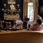 Front Parlor | Business Retreat | Ballastone Inn | Savannah GA