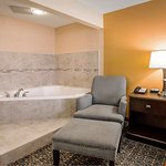 Jacuzzi Suite King Bed