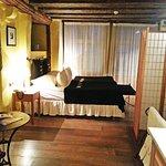 Suite #17 Bedroom