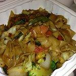 Kee Mow (veggie & tofu)