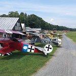 Aerodrome Flight line