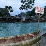 The big pool...