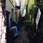 Photo of French Quarter Art walk charleston sc