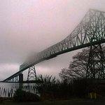 Photo de Astoria Oregon riverwalk