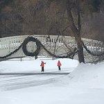 Nestlenook Estate & Resort Sleigh Rides Foto