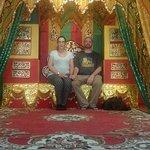 Seat of the Royal Wedding 1