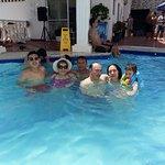 Hotel Quinta Casa Blanca- Melgar  Que buen lugar para disfrutar en familia por su comodidad,serv