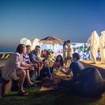Thousands of foodies take to the beach this DFF so don't miss out on this 17-day celebration