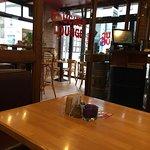 Restaurant Down Under - Raucher Lounge