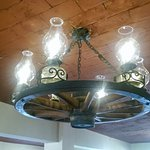 only in Mexico could a light fitting be this cool