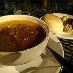 soup for dinenr