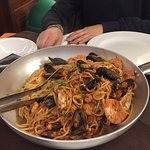 Spaghetti allo scoglio super