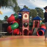 New playground.